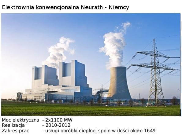 Power Plant Neurath
