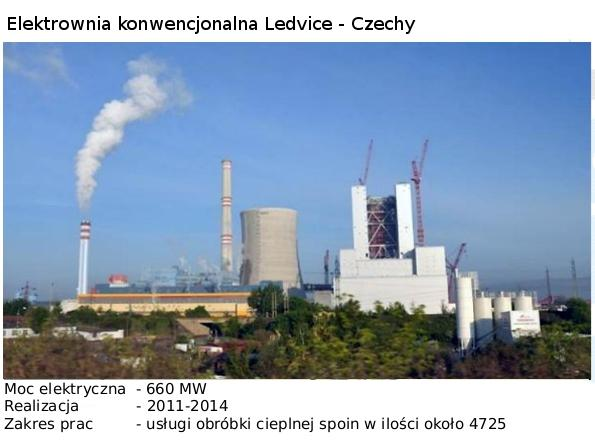 Power Plant Ledvice